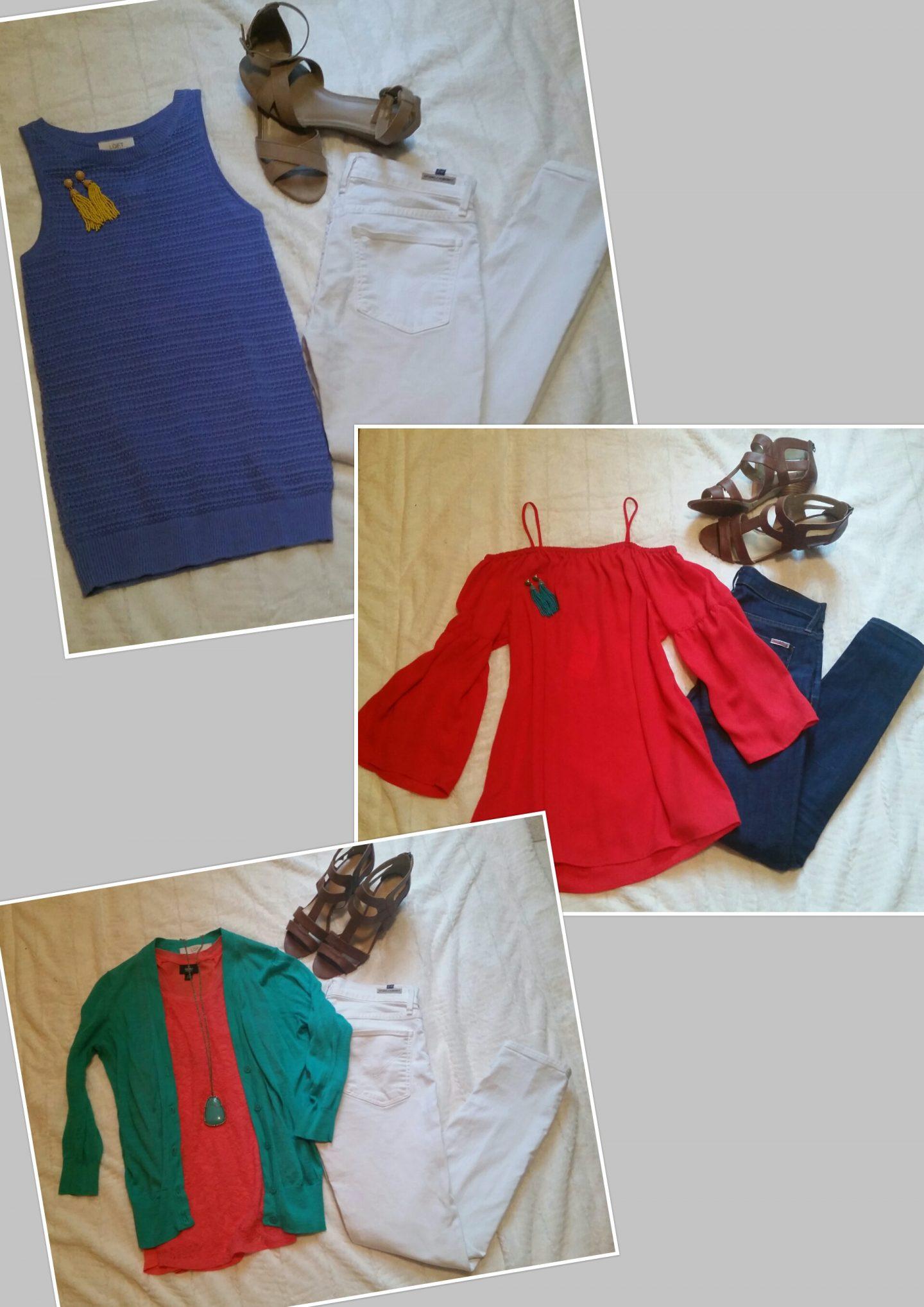Brighten Up Your Wardrobe For Summer
