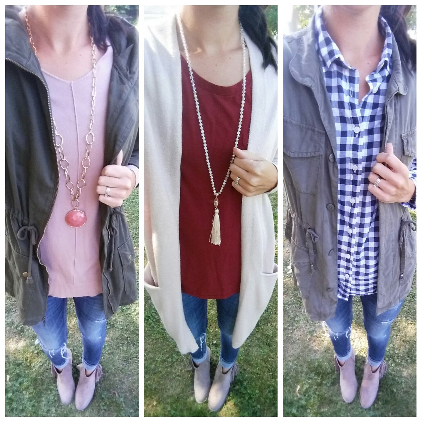 Pairing Colors For Fall
