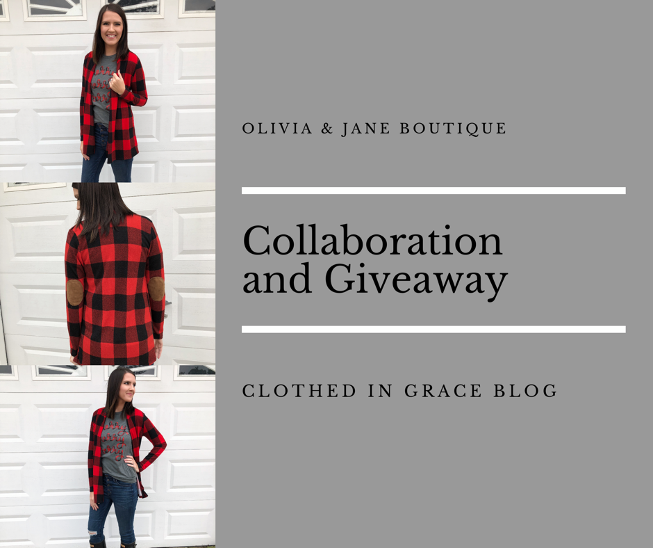 Olivia & Jane Collaboration and Giveaway