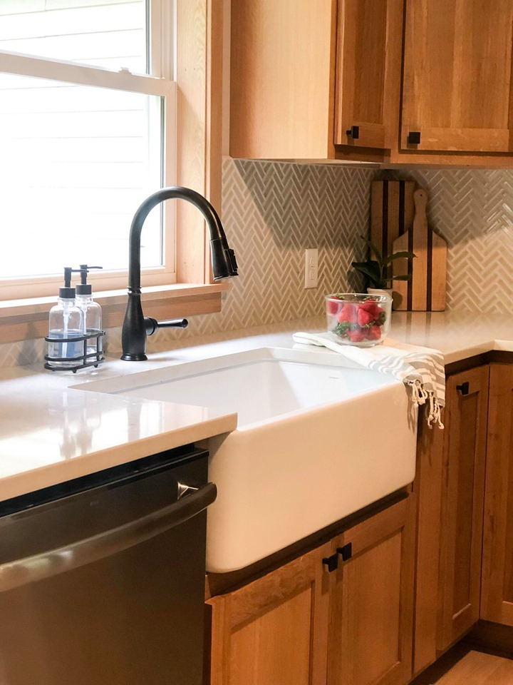 Kitchen Remodel Reveal
