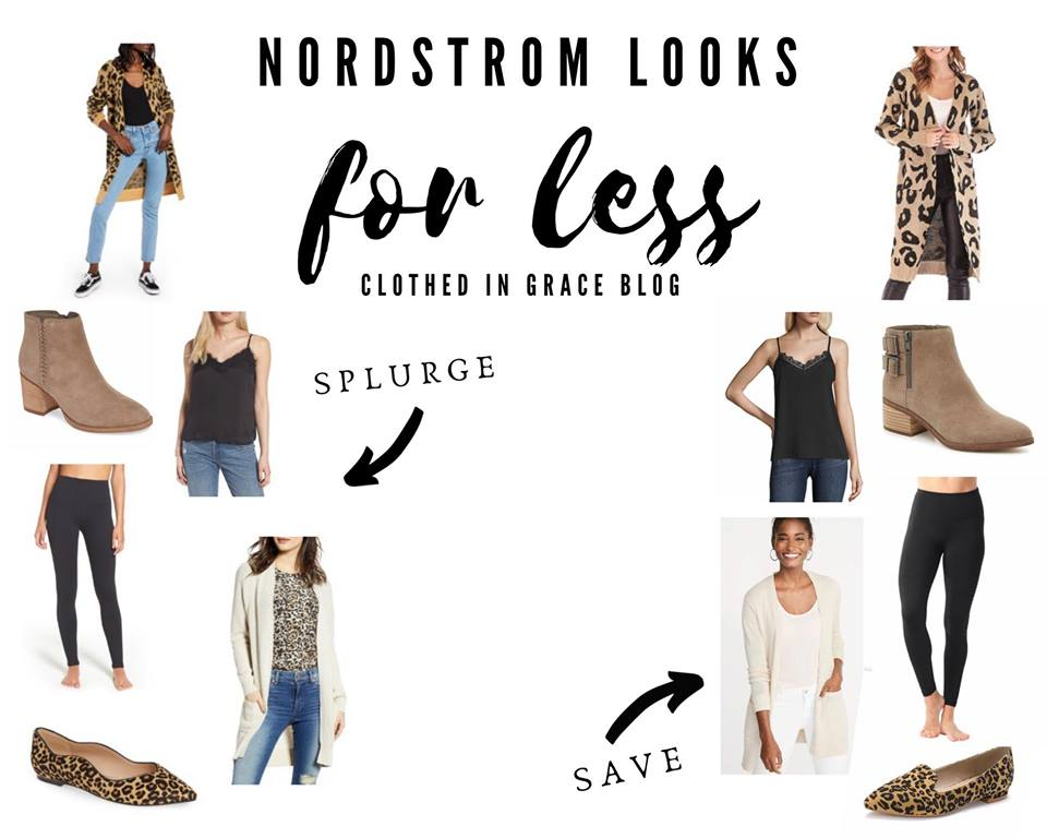Nordstrom Looks For Less