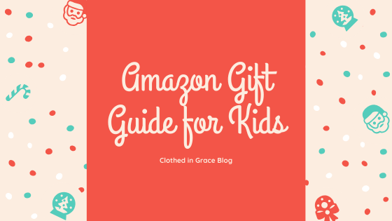 Amazon Gift Guide For Kids
