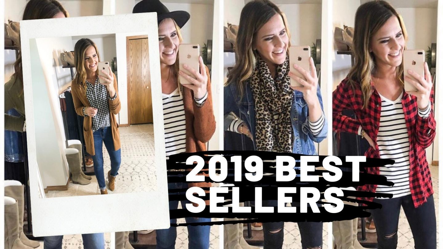 Best Selling Items in 2019